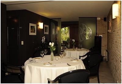 Alain Peters Restaurant in Malonne