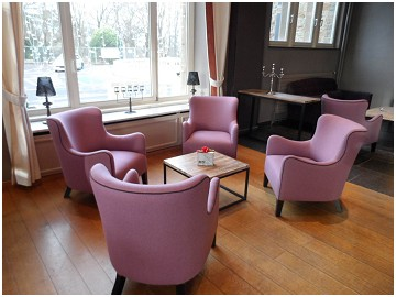 Le Château de Namur Hôtel **** - Restaurant à Namur
