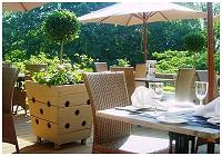 restaurant Le Château de Namur