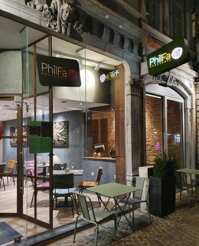 PhilFa Brasserie in Namen