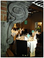 Restaurant gastronomique Hôtel **** L'Espièglerie - Namur