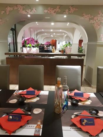 Hosaku Restaurant - Sushis à Namur