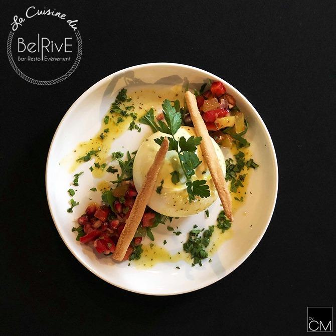 La Cuisine du BelRivE Restaurant - Bar à vins à Namur