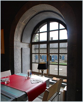 La Reine Blanche Brasserie à Namur