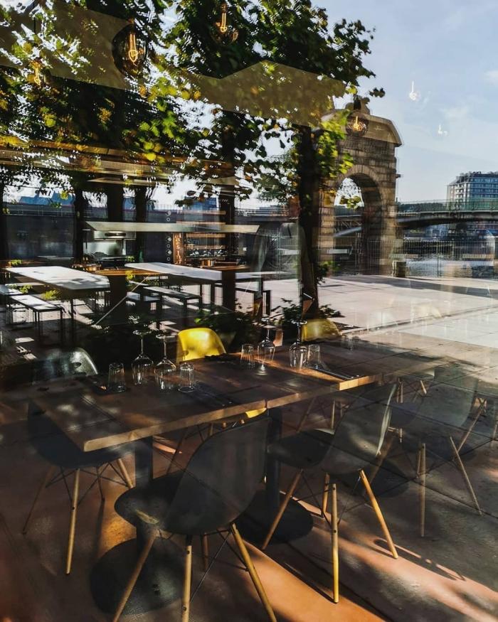 La Table de Demain Ceci n'est pas un restaurant ... in Namen