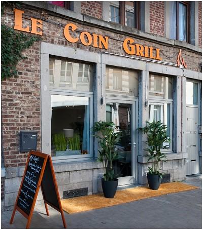 Le Coin Grill Restaurant à Namur