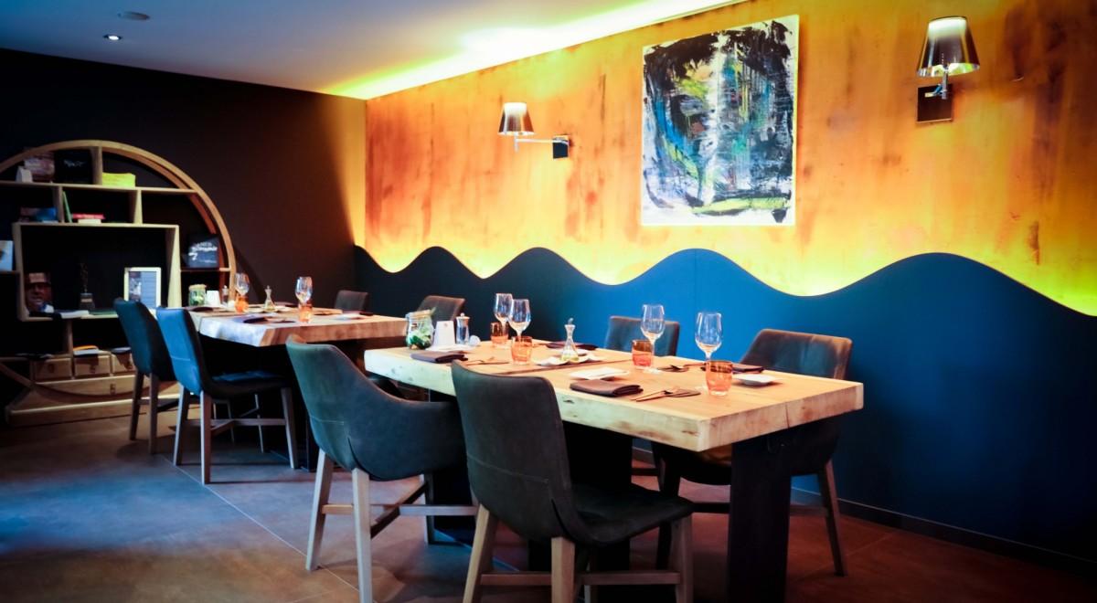 Le d'Arville Restaurant à Wierde