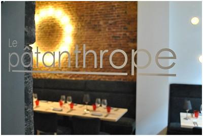 Le Pâtanthrope Restaurant in Namen