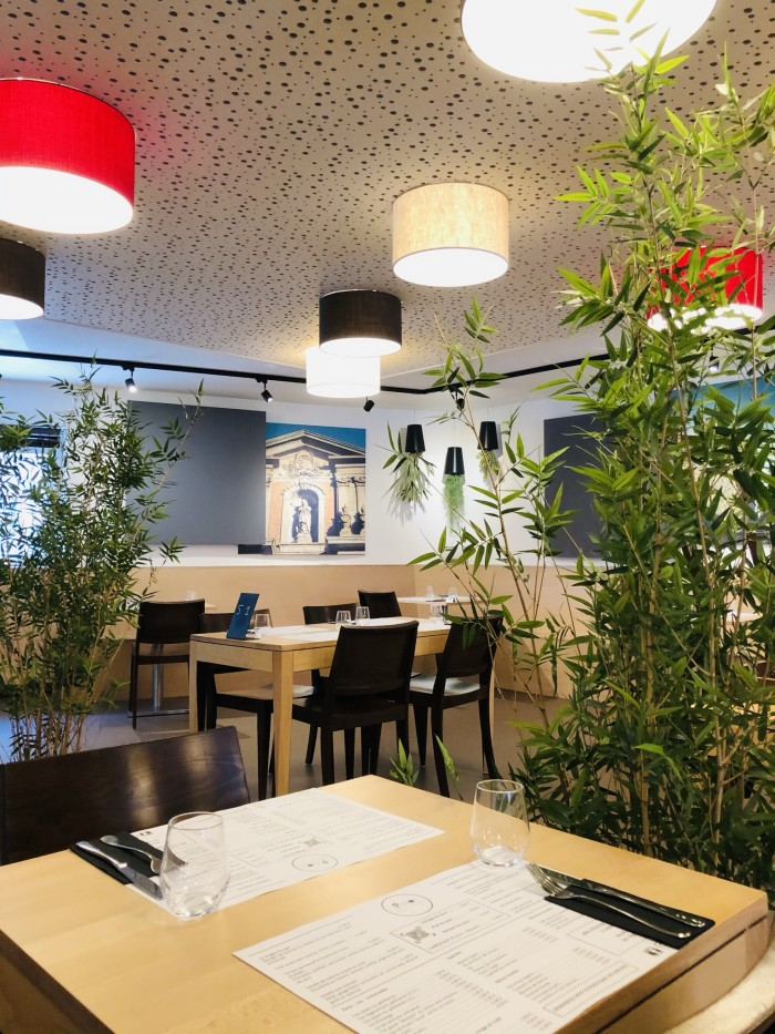 Le Perron de l'Ilon Restaurant à Namur