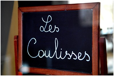 Les Coulisses Restaurant à Namen