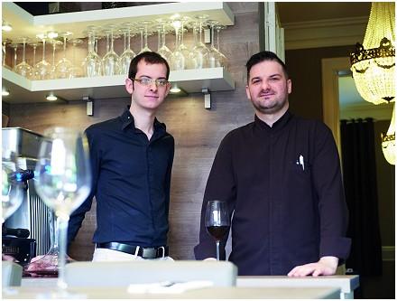 Les Sens du Goût Restaurant à Namur