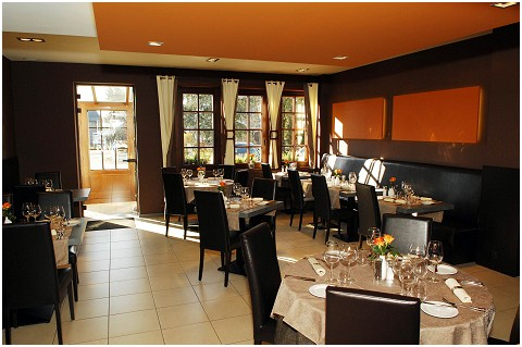 Restaurant Michel Cuisine française in Boninne