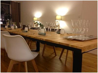 Nos Gastronomia Table d'hôtes - Chef à domicile - Traiteur gastronomique à Namur
