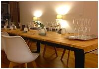 Table d'hôtes - Chef à domicile - Traiteur gastronomique Nos Gastronomia - Namur