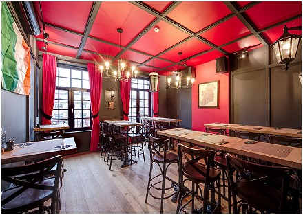 O'Flaherty's Irish Pub Restaurant - Irish Pub à Namur