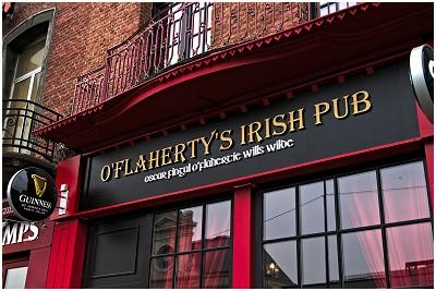 O'Flaherty's Irish Pub Restaurant - Irish Pub à Namen