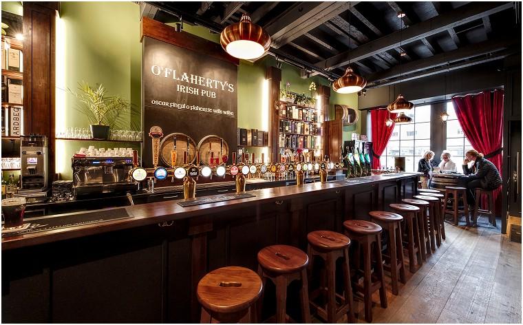 O'Flaherty's Irish Pub Restaurant - Irish Pub in Namen