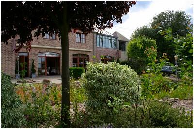 La Rôtisserie Jean-Philippe Vanderschueren - L'Orangerie - Chambres in Wierde