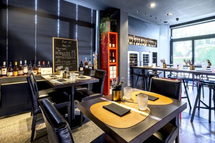 Pop up Bistro Phil Restaurant Pop up à Namur