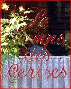 Le temps des cerises une cuisine du et des terroirs namur - Arte la cuisine des terroirs ...