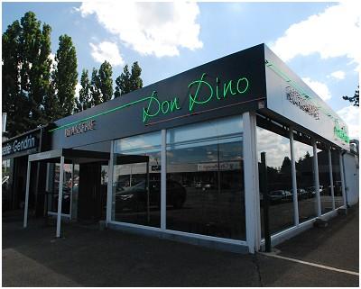 Don Dino Brasserie - Pizzeria in Naninne