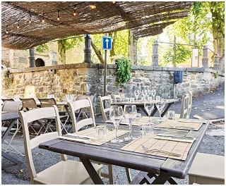 Le Barathym Restaurant à Nassogne