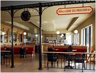 Brasserie du Perchepai Brasserie in Neufchâteau (Province de Luxembourg)