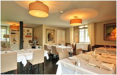 Château de Grandvoir Restaurant - Hôtel à Grandvoir (Neufchâteau)