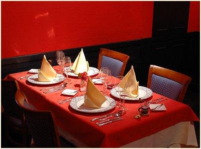 Le Champenois Restaurant gastronomique in Nijvel