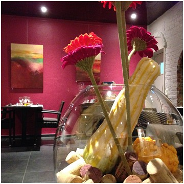La Meunerie Restaurant in Houtain-le-Val