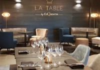 restaurant La Table by Coquentin