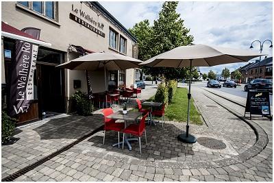 Le Walhere Roi Restaurant in Onhaye