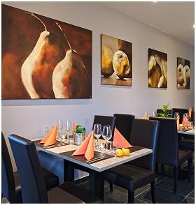 Le Walhere Roi Restaurant à Onhaye