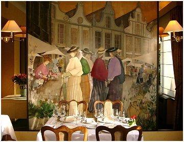 Aloyse Kloos Restaurant à Hoeilaart