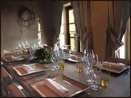 Au Comte d'Harscamp Restaurant à Rendeux