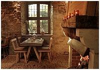 restaurant Au Comte d'Harscamp