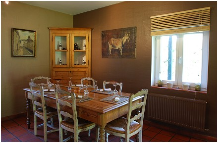 Auberge du bief de la Lesse Restaurant in Villers-sur-Lesse (Rochefort)