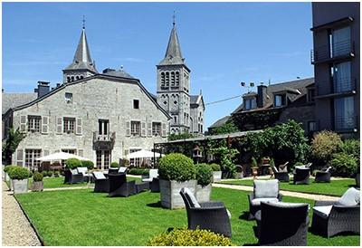 La Calèche Restaurant gastronomique - Hôtel à Rochefort