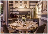 Restaurant gastronomique - Hôtel La Calèche - Rochefort