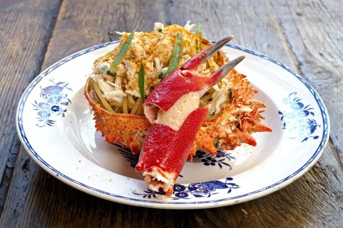 Crab Club Restaurant in Sint-Gillis