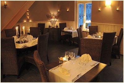 Restaurant Le Basilic Saint Hubert