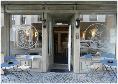 Le Saint-Gilles Restaurant à Saint-Hubert