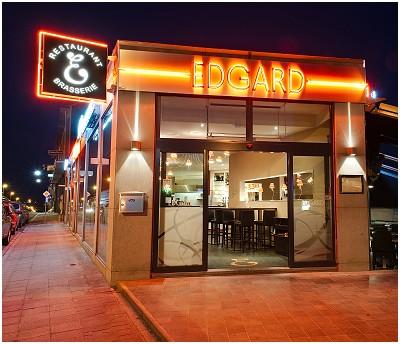 Brasserie Edgard Brasserie - Restaurant in Saint-Servais (Namen)