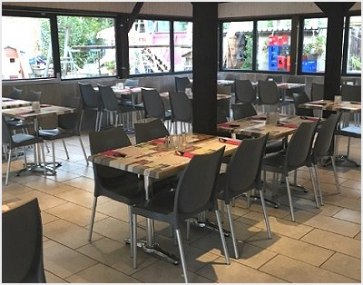 Karoline Restaurant in Sambreville