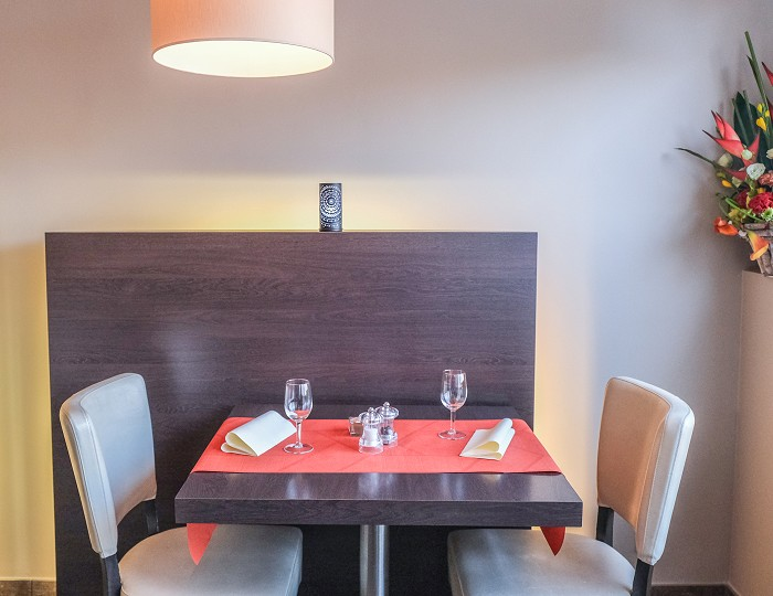 La Brace Restaurant in Zinnik