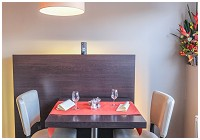 Restaurant La Brace - Zinnik