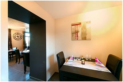 L'Orée du goût Restaurant in Taviet (Sorinnes)