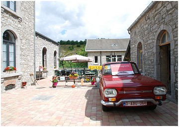 Les Montagnards Restaurant à Sosoye
