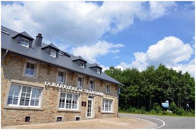 La Barrière de Transinne Hôtel -  Restaurant à Transinne
