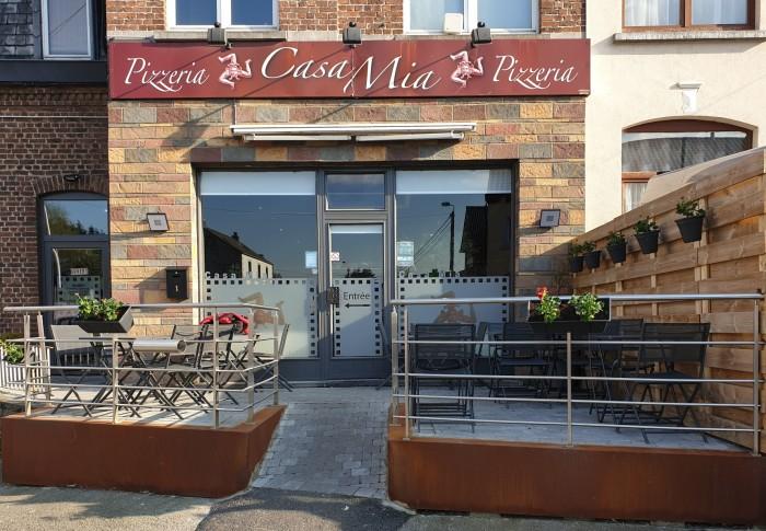 Casa Mia Pizzeria in Vedrin